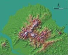 大屯火山群潛在岩漿庫及微震觀測網長期監測