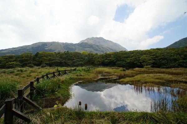 冷水坑生態池
