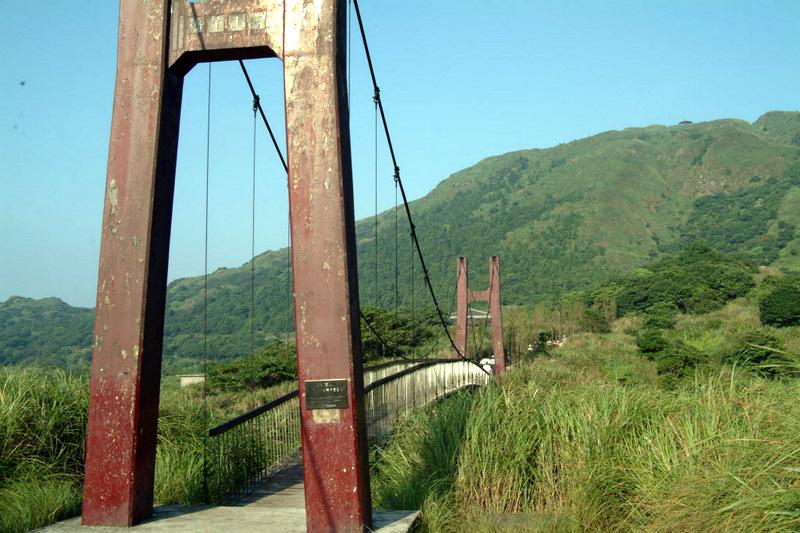 Jingshan Suspension Bridge(by Yao-Chou Lee)