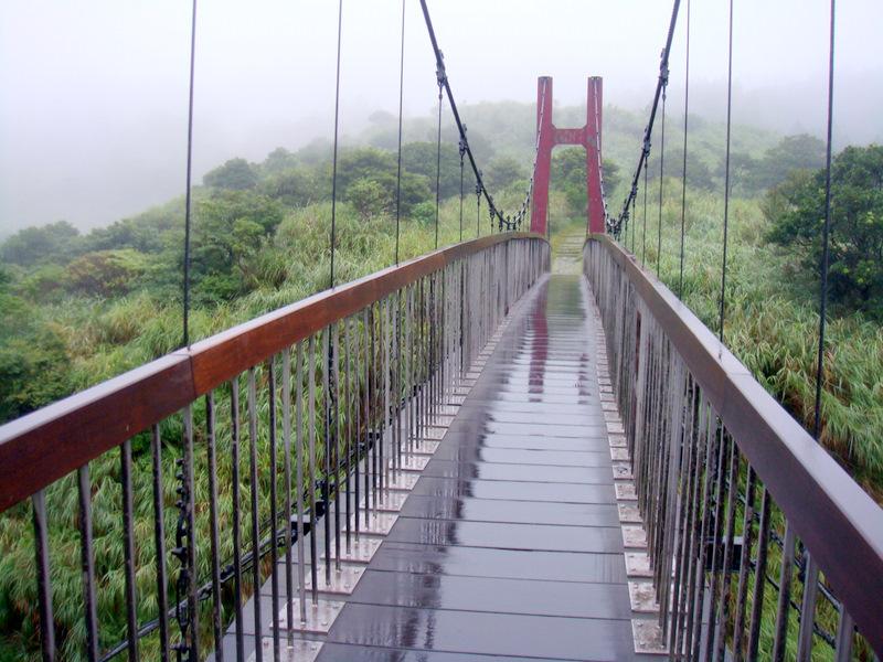 Jingshan Suspension Bridge