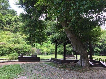 龍鳳谷親水公園休憩涼亭